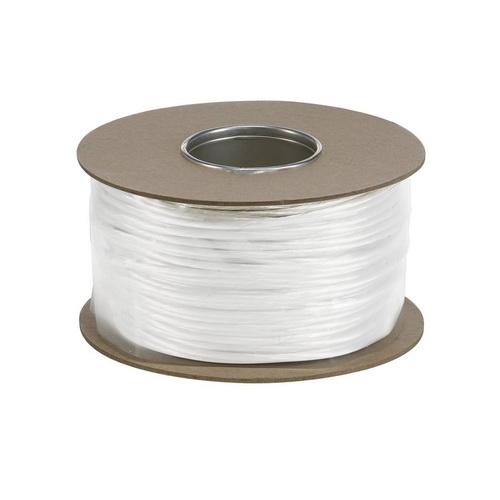 Marbel 139061 SLV TENSEO, тросик в изоляции, сечение 6 кв.мм, 25А макс., 48В макс., погонный метр, белый