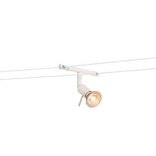 Marbel 139101 SLV TENSEO, SYROS светильник 12В AC для лампы QR-C51 50Вт макс., белый