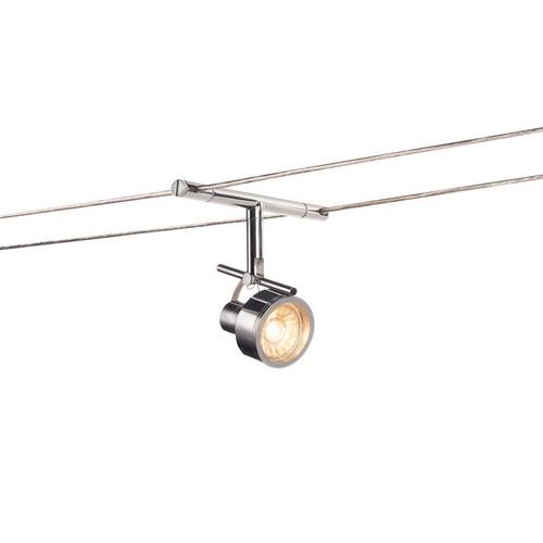Marbel 139132 SLV TENSEO, SALUNA светильник 12В AC для лампы QR-C51 35Вт макс., хром