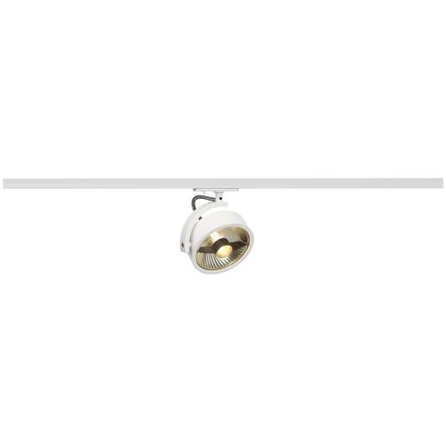 Marbel 143541 SLV 1PHASE-TRACK, KALU TRACK ES111 светильник для лампы ES111 75Вт макс., белый