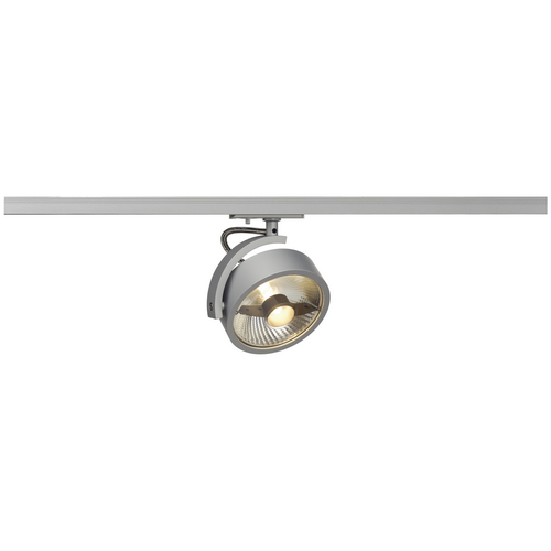 Marbel 143544 SLV 1PHASE-TRACK, KALU TRACK ES111 светильник для лампы ES111 75Вт макс., серебристый