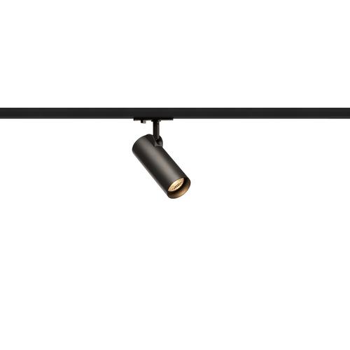 Marbel 143580 SLV 1PHASE-TRACK, HELIA 50 светильник 11Вт c LED 3000К, 750лм, 35°, CRI>90, черный