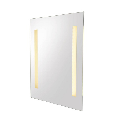 Marbel 149752 SLV TRUKKO светильник-зеркало 600х800 IP44 9Вт с LED 3000К, 890лм, хром