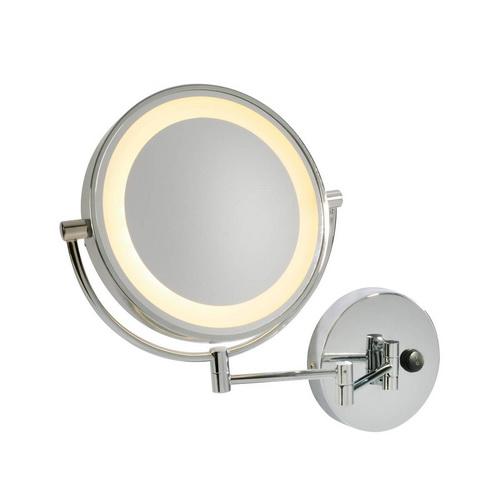 Marbel 149782 SLV VISSARDO WL настенное косметическое зеркало IP21 с подсветкой 5.8Вт с LED 3000К, 130лм, х