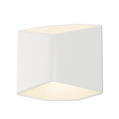 Marbel 151711 SLV CARISO WL-2 светильник настенный 11Вт с LED 3000К, 390лм, белый