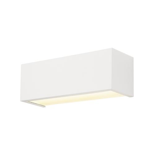 Marbel 155221 SLV CHROMBO LED светильник настенный 9.7Вт с LED 3000К, 480лм, белый