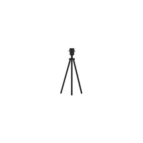 Marbel 155540 SLV FENDA, светильник настольный для лампы E27 40Вт макс., тренога, без абажура, черный