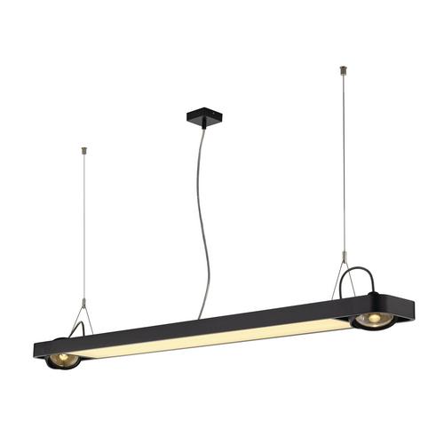 Marbel 159140 SLV AIXLIGHT® R2 OFFICE 150 светильник подвесной c LED 35Вт 4000К 4100лм и для ламп ES111 2х7