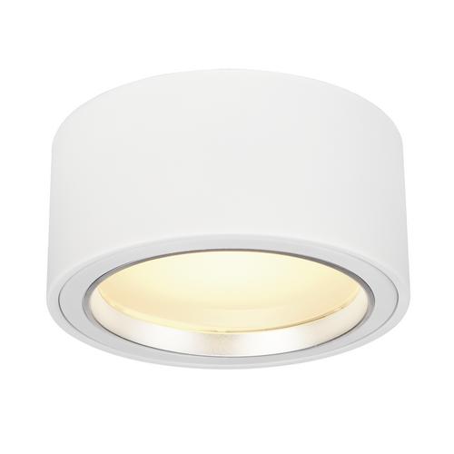 Marbel 161461 SLV FERA 25 светильник потолочный 21Вт c LED 3000К, 1800лм, 100°, белый