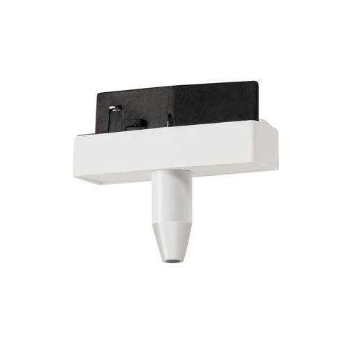 Marbel 172221 SLV D-TRACK, адаптер для светильника, 230В, 2А макс., белый