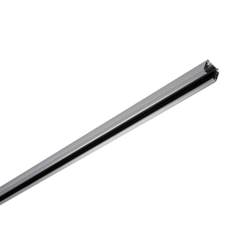 Marbel 175014 SLV 3Ph | S-TRACK шинопровод 1м, трехканальный, 230В, 16А макс., серебристый