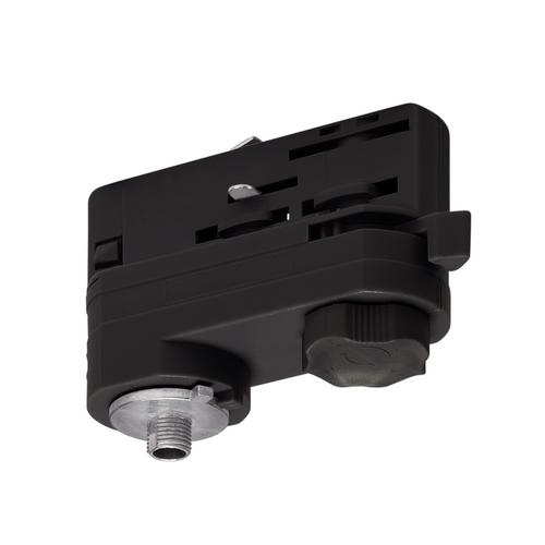 Marbel 175200 SLV 3Ph   S-TRACK, адаптер электрический, 10А макс., 10кг макс., черный