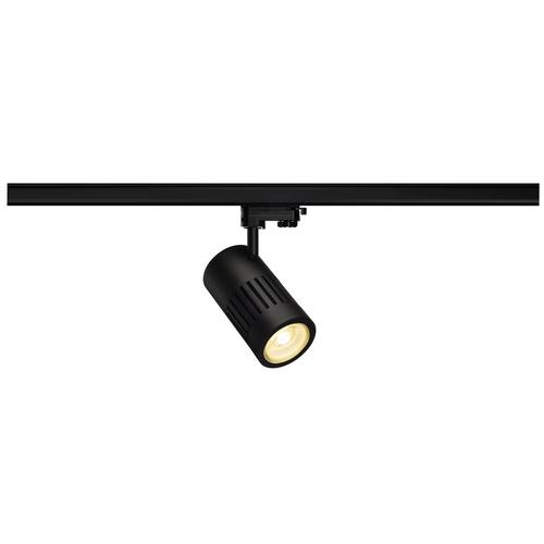 Marbel 176080 SLV 3Ph, STRUCTEC R9 светильник 36Вт с LED 3000К, 2460лм, 36°, R9-CRI>95, черный