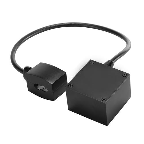 Marbel 184004 SLV EASYTEC II®, разъём питания с кабелем 40см и основанием, 16А макс., черный