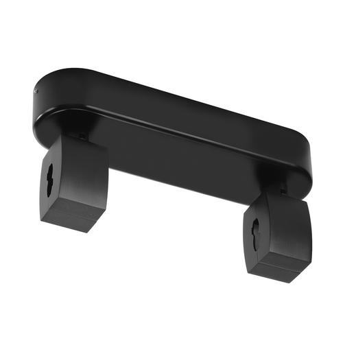 Marbel 184010 SLV EASYTEC II®, SHORTBOX держатель шинопровода с разъёмом питания, 16А макс., черный