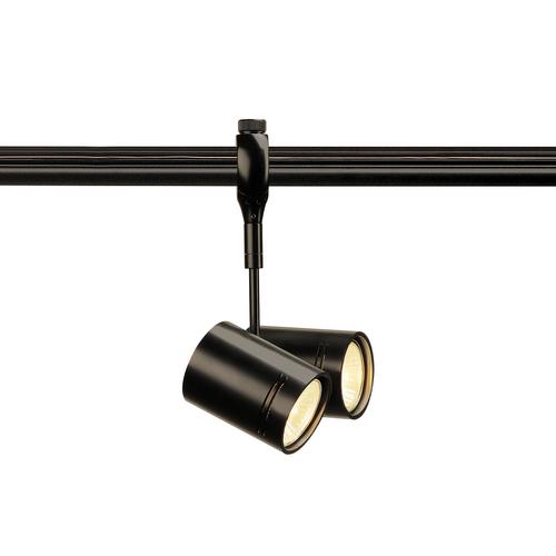 Marbel 184440 SLV EASYTEC II®, BIMA 2 светильник для 2-х ламп GU10 по 50Вт макс, черный