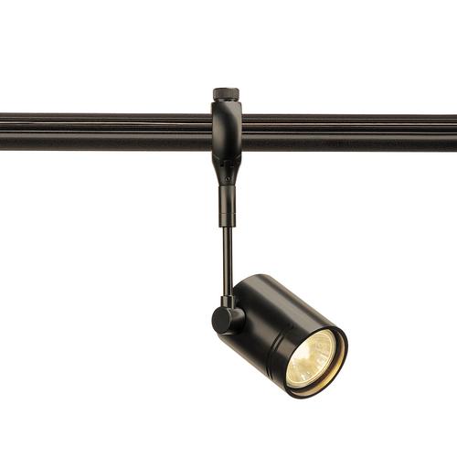 Marbel 184450 SLV EASYTEC II®, BIMA 1 светильник для лампы GU10 50Вт макс., черный