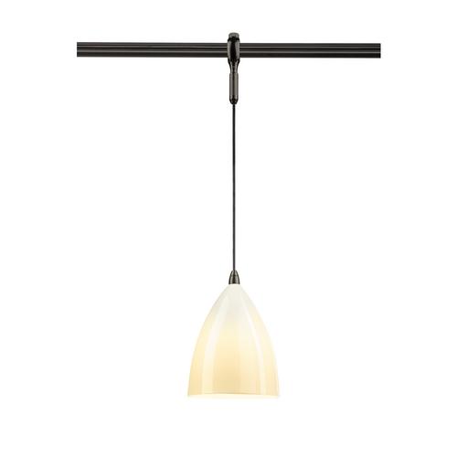 Marbel 184530 SLV EASYTEC II®, TONGA PD светильник подвесной для лампы E14 60Вт макс., керамика белая / чер