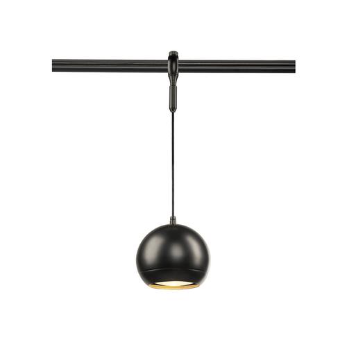 Marbel 184590 SLV EASYTEC II®, LIGHT EYE 150 PD светильник подвесной для лампы ES111 75Вт макс., черный