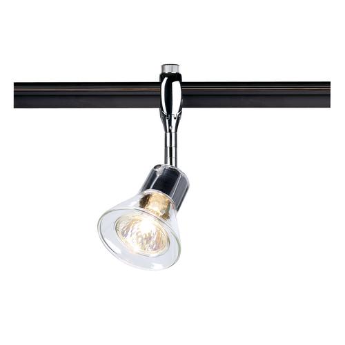 Marbel 185632 SLV EASYTEC II®, ANILA светильник для лампы GU10 50Вт макс., хром / стекло прозрачное