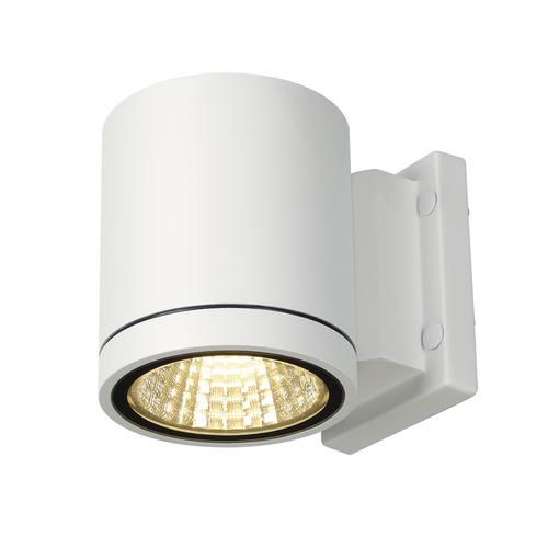 Marbel 228511 SLV ENOLA_C OUT WL светильник настенный IP55 12Вт c LED 3000К, 900лм, 35°, белый