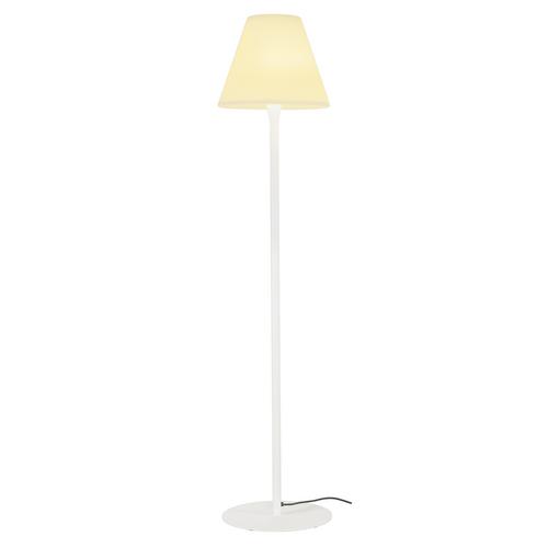 Marbel 228961 SLV ADEGAN светильник напольный IP54 для лампы E27 24Вт макс., белый