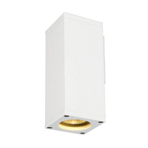 Marbel 229521 SLV THEO WALL OUT светильник настенный IP44 для лампы GU10 35Вт макс., белый
