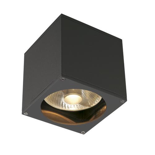 Marbel 229565 SLV BIG THEO WALL OUT светильник настенный IP44 для лампы ES111 75Вт макс., антрацит
