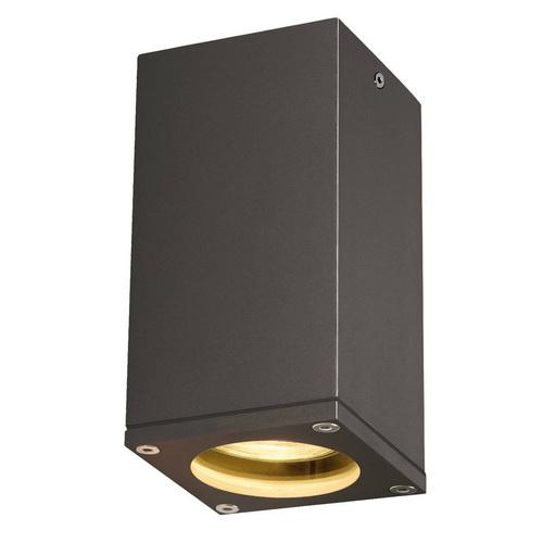 Marbel 229585 SLV THEO CEILING OUT светильник потолочный IP21 для лампы GU10 35Вт макс., антрацит
