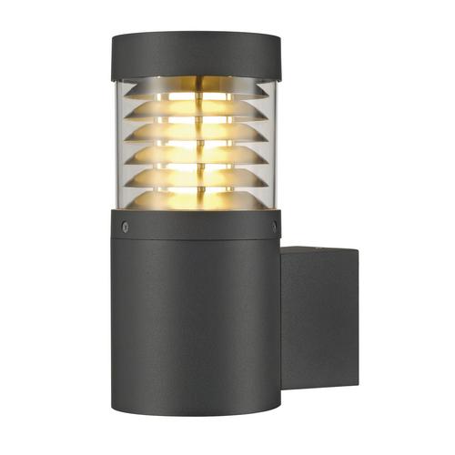 Marbel 231585 SLV F-POL WL светильник настенный IP54 для лампы E27 20Вт макс., антрацит