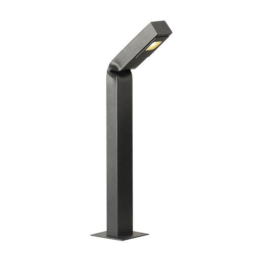 Marbel 231835 SLV BENDO 80 светильник ландшафтный IP55 10Вт с LED 3000К, 700лм, 80°, антрацит