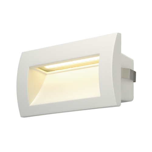 Marbel 233621 SLV DOWNUNDER OUT M светильник встраиваемый IP55 3.3Вт c LED 3000К, 155лм, белый