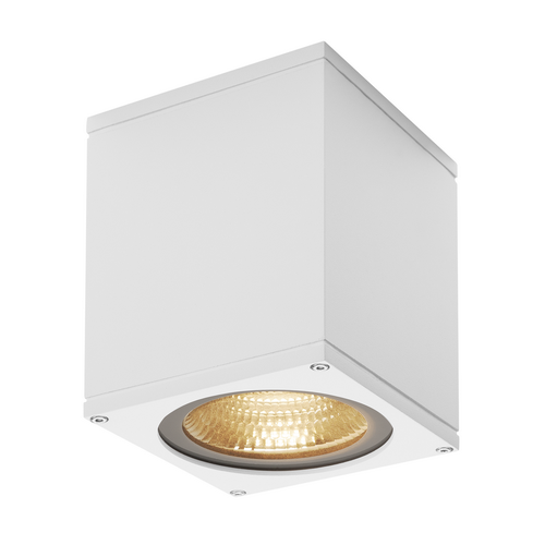Marbel 234521 SLV BIG THEO LED WL светильник настенный IP44 21Вт с LED 3000К, 2000лм, 24°, белый