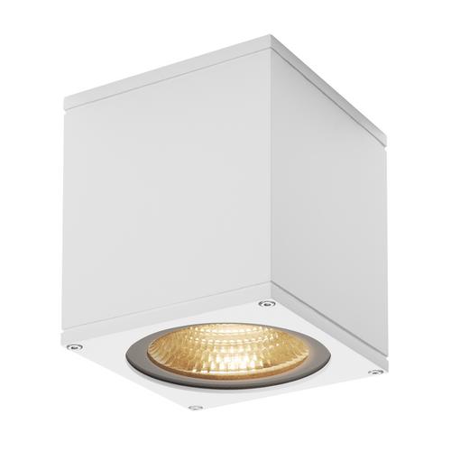 Marbel 234531 SLV BIG THEO LED CL светильник потолочный IP44 21Вт с LED 3000К, 2000лм, 24°, белый