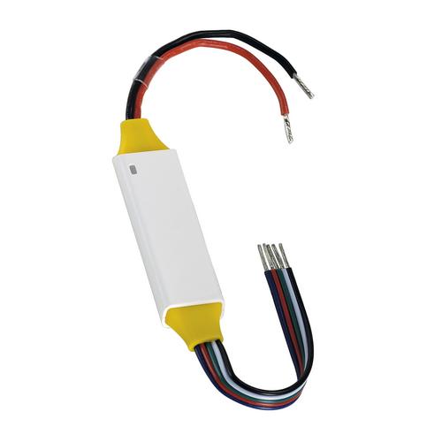 Marbel 470672 SLV COLOR CONTROL, RGBW SLAVE контроллер, 12В/24В, 6А макс.
