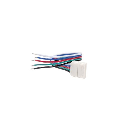 Marbel 552460 SLV FLEXLED ROLL RGBW, кабель питания 50см с разъёмом для ленты 12мм, 2А макс.
