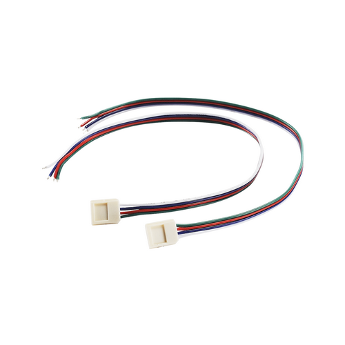 Marbel 552650 SLV FLEXSTRIP LED RGB, кабель питания 30см с разъёмом для ленты 10мм, 2.1А макс.