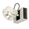 1000128 KALU 1 LED светильник накладной 17Вт с LED 3000К, 1000лм, 60°, белый/ черный SLV by Marbel