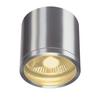1000332 ROX CEILING светильник потолочный IP44 для лампы ES111 50Вт макс., матированный алюминий (ex 229756) SLV by Marbel