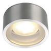 1000339 SLV ROX GX53 C светильник потолочный IP44 для лампы GX53 11Вт макс., матированный алюминий (