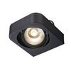 1000414 SLV LYNAH WL светильник настенный 14Вт c LED 3000K, 950лм, 24°, черный