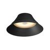 1000437 SLV BATO 45 LED CW светильник накладной 30Вт с LED 2700К, 1450лм, 100°, черный