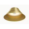 1000442 BATO 45 LED CW светильник накладной 30Вт с LED 2500К, 1900лм, 100°, латунь SLV by Marbel