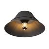 1000443 SLV BATO 45 E27 CW светильник накладной для лампы E27 60Вт макс., черный