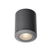 1000447 SLV POLE PARC CL светильник потолочный IP44 28Вт c LED 3000K, 2900лм, 36°, антрацит