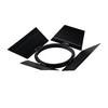 1000679 SLV SUPROS, шторки, черный