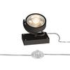 1000722 SLV KALU FLOOR 1 QPAR111 светильник напольный для лампы ES111 75Вт макс., черный