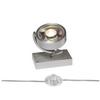 1000724 SLV KALU FLOOR 1 QPAR111 светильник напольный для лампы ES111 75Вт макс., матированный алюми