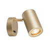 1000731 SLV ENOLA_B SINGLE SPOT светильник накладной для лампы GU10 50Вт макс., с выключателем, лату