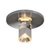 1001155 SLV LIGHTPOINТ светильник встраиваемый 350мА 1Вт c LED 3000К, 100лм, матированный алюминий (